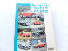Encyclopaedia of European Sports & GT Cars 1945 - 1960 (Robson 1981)